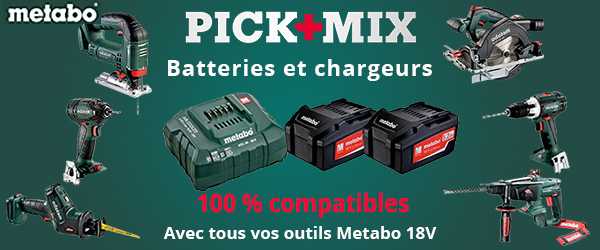 Metabo - Pick & Mix