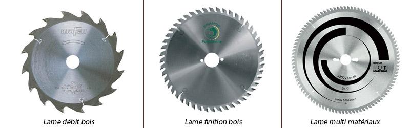 ... il vous est conseillé de choisir cette lame pour votre scie circulaire.  Ces lames peuvent ainsi couper le bois, le cuivre, l aluminium ou du  plastique. feb747104a9a
