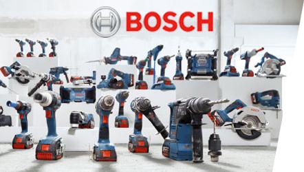 Bosch outillage électroportatif