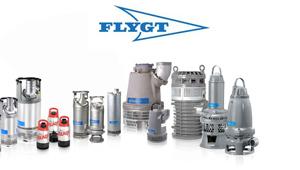 Flygt fabricant mondial de pompes
