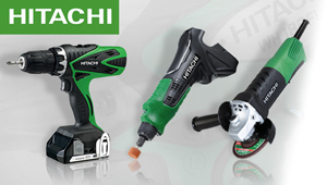 Hitachi outillage professionnel