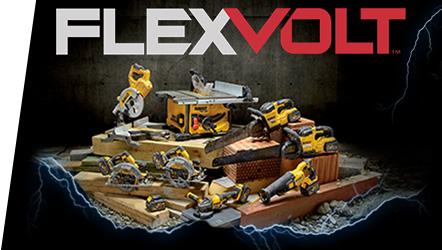 Flexvolt de Dewalt