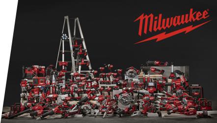 Outils 18V Milwaukee