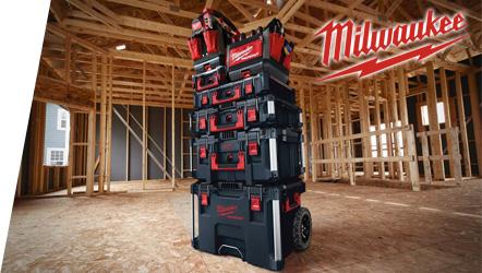 Système de rangement Packout de Milwaukee