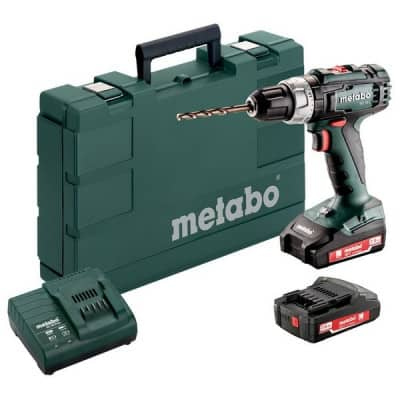 metabo perceuse visseuse 50nm 18v 2 0ah bs18l 602321500. Black Bedroom Furniture Sets. Home Design Ideas