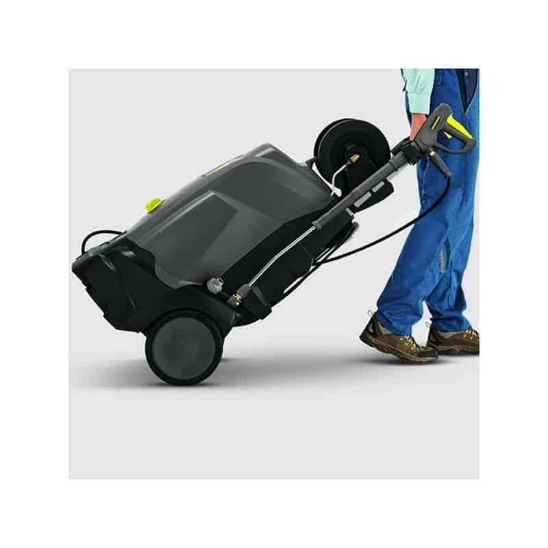 Karcher nettoyeur haute pression eau chaude hds5 15u 1 - Karcher eau chaude ...