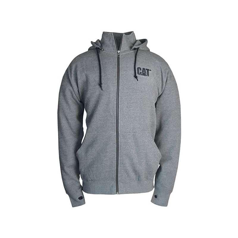 CATERPILLAR Sweat à capuche Basin Zip - 1910039 - Sweat-shirt   Pull 0c64f36fc24b