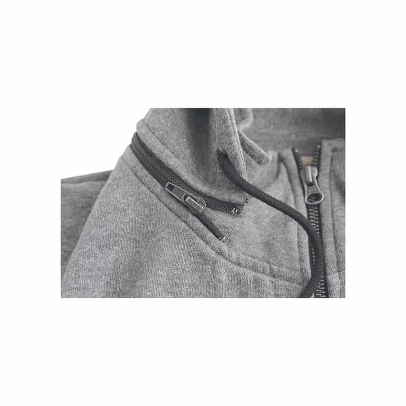 CATERPILLAR Sweat à capuche Basin Zip 1910039
