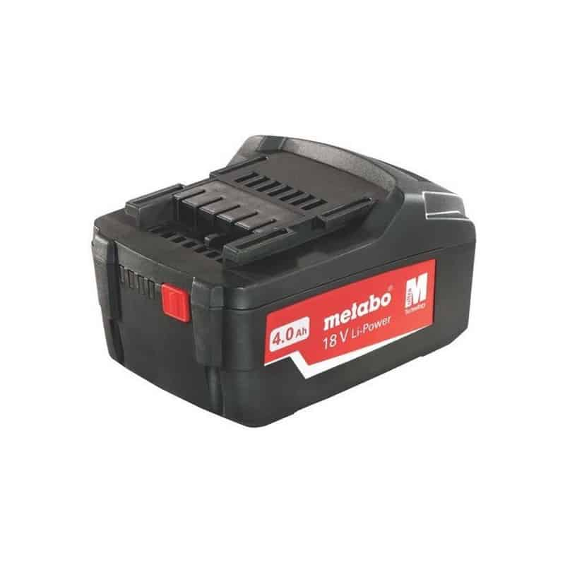 METABO Batterie 18V 4.0Ah Li-Power - 625591000