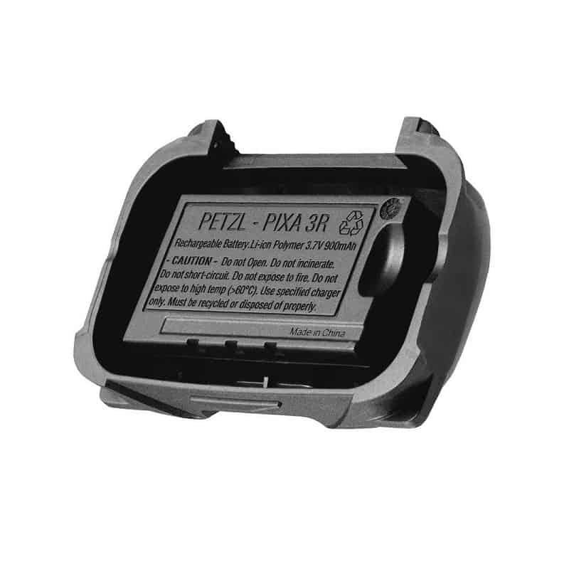 Petzl Batterie Pour Lampe Frontale Pixa 3r E78003 Batterie