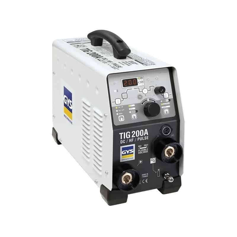 GYS Poste de soudure TIG 200 DC HF FV - 011533. GYS Poste de soudure TIG 200 DC HF FV - 011533