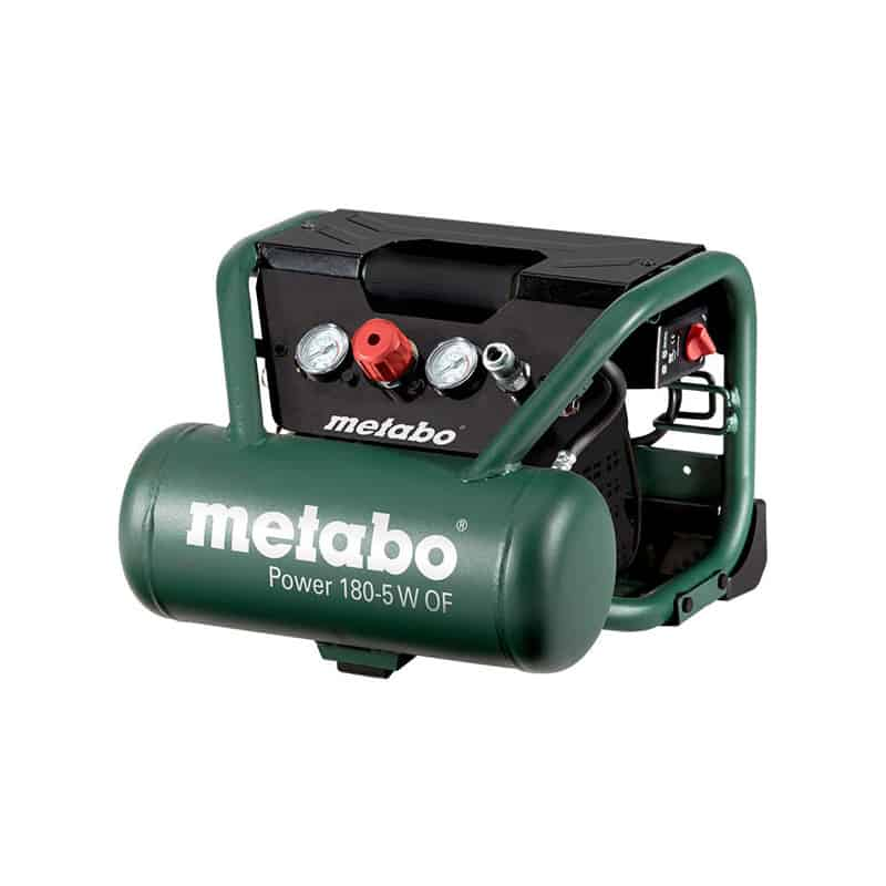 metabo compresseur d 39 air sans huile 5l power 180 5wof 601531000 compresseur d 39 air. Black Bedroom Furniture Sets. Home Design Ideas