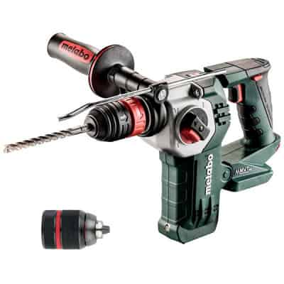 METABO Perfo burineur SDS-Plus 18V solo KHA18LTXBL Quick - 600211840