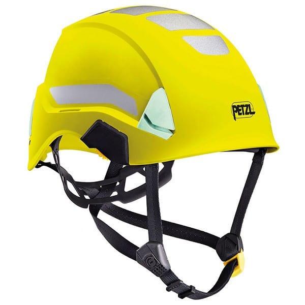PETZL Casque de protection haute visibilité STRATO HI-VIZ - A020CA