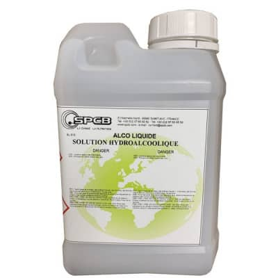 SPCB solution hydro alcoolique -  bidon 1  litre