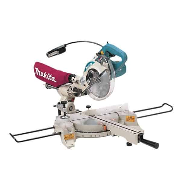 MAKITA Scie radiale et onglet 1010W 190 mm + Laser + Lampe - LS0714 FLN