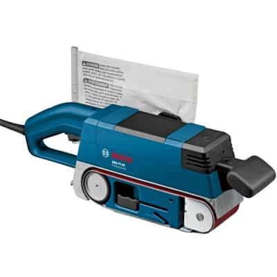 BOSCH Ponceuse à bande 750W 75 x 533 mm - GBS75AE - 0601274707