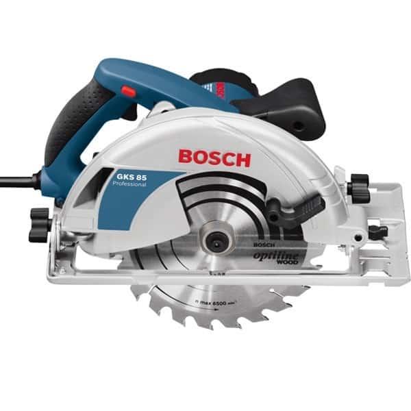 BOSCH Scie circulaire 235mm 2200W - GKS85 carton - 060157A000