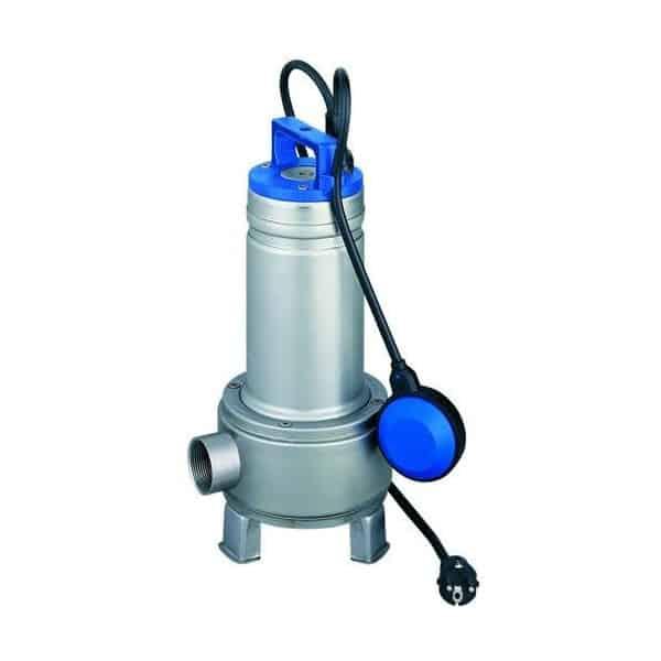 FLYGT Pompe de relevage eaux usées - 0,55 kW - 3,9 A - DXVM35-5