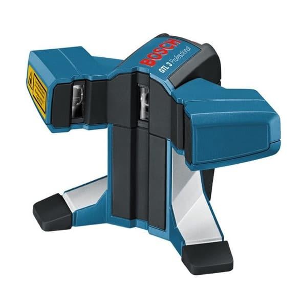 BOSCH laser carreleur 3 lignes portée 20m - GTL3 - 0601015200