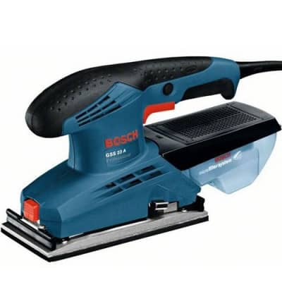 BOSCH ponceuse vibrante 190W 92x182 mm - GSS23A