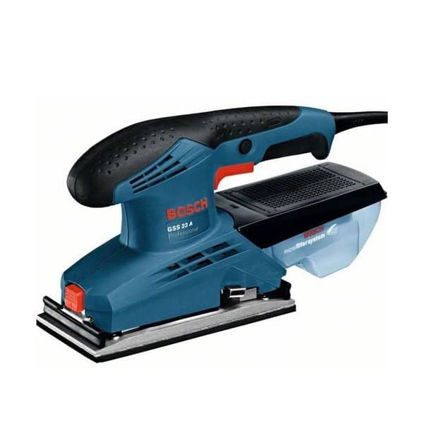 BOSCH ponceuse vibrante 190W 93x230 mm - GSS23A