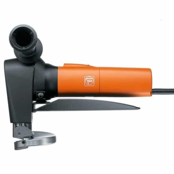 FEIN cisaille 1200 W 1500 tr/min ép.3,5 mm - BLS 3.5