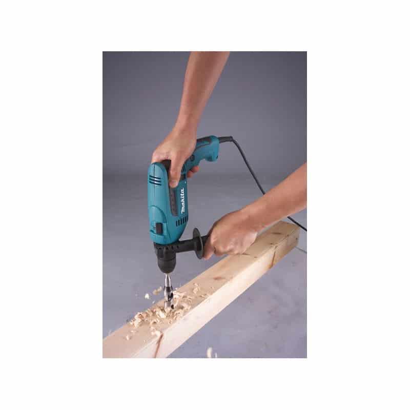 makita perceuse percussion filaire 680 w hp1641k1x perceuse percussion filaire. Black Bedroom Furniture Sets. Home Design Ideas