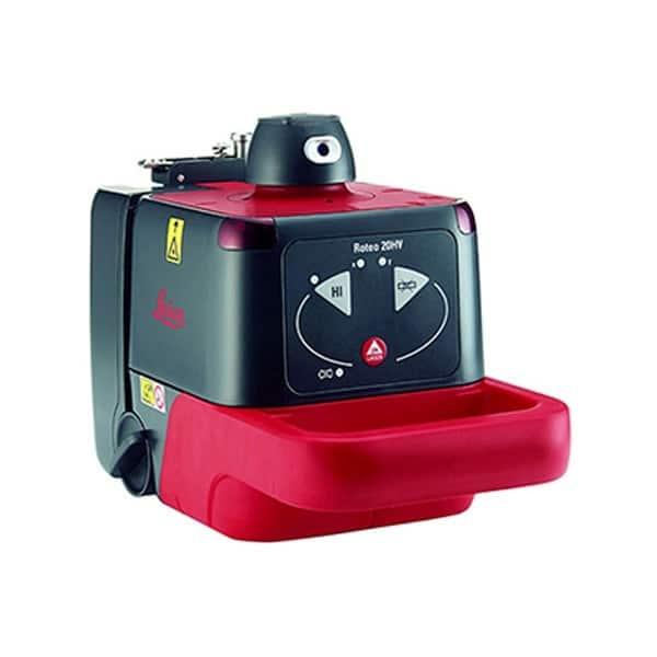 LEICA Laser rotatif auto H et V portée Ø 300m - ROTEO 20HV Pack