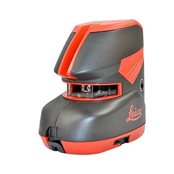 LEICA laser auto 2 lignes 5 points portée 15 m - L2P5