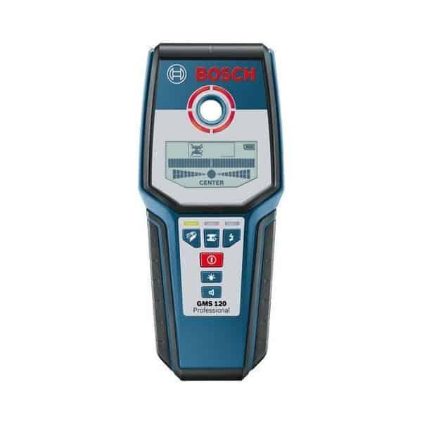 Bosch détecteur digital Electricité/Bois/Metal - GMS120