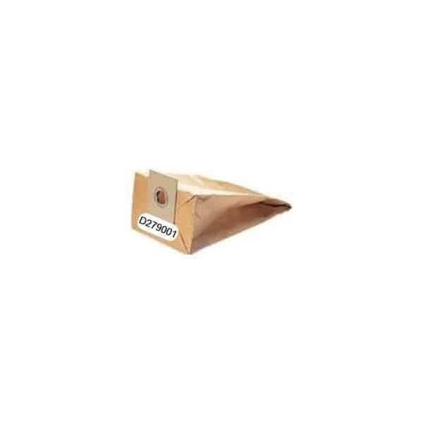 DEWALT 5 sacs papier pour aspirateur D27900 Réf D279001
