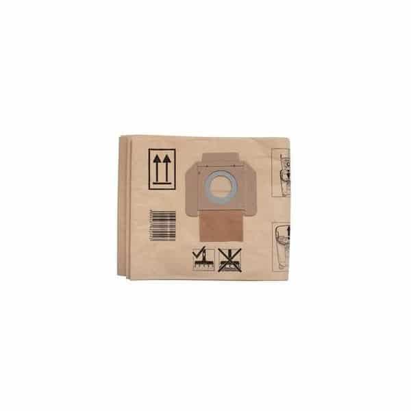 MAKITA 5 sacs papier pour aspi 446L Réf P70194