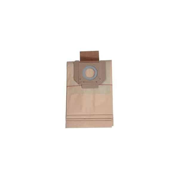 MAKITA 5 sacs papier pour aspi 446M et 447M Réf P70203