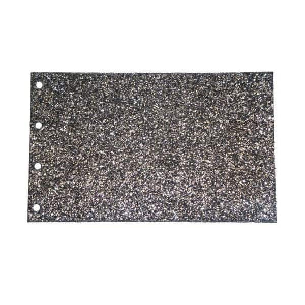MAKITA Patin graphite 100 mm pour ponceuse 9924DB réf. 423036-6