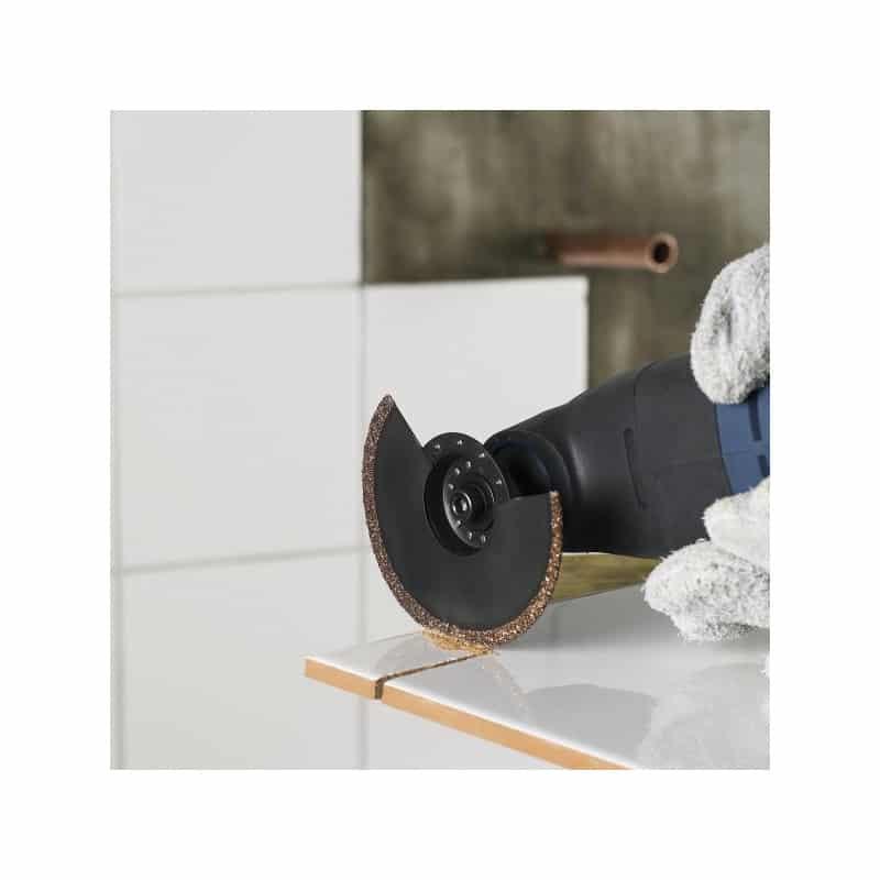 BOSCH Set Carrelage 4 pièces - 2608661695 - Accessoire Multifonction Oscillant