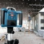 PACK - BOSCH Laser rotatif auto H et V 300m GRL300HV PACK1
