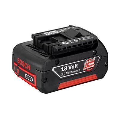BOSCH Batterie HD Li-Ion 18 V 3 Ah coulis. - 2607336236