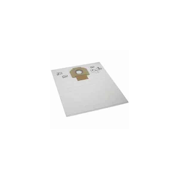 BOSCH 5 Sacs papier pour aspi GAS 20L SFC - 2605411229