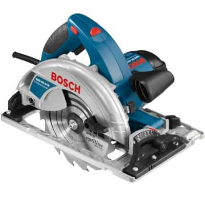 BOSCH Scie Circulaire Ø 190 mm 1800 W - GKS65GCE L-boxx 0601668901