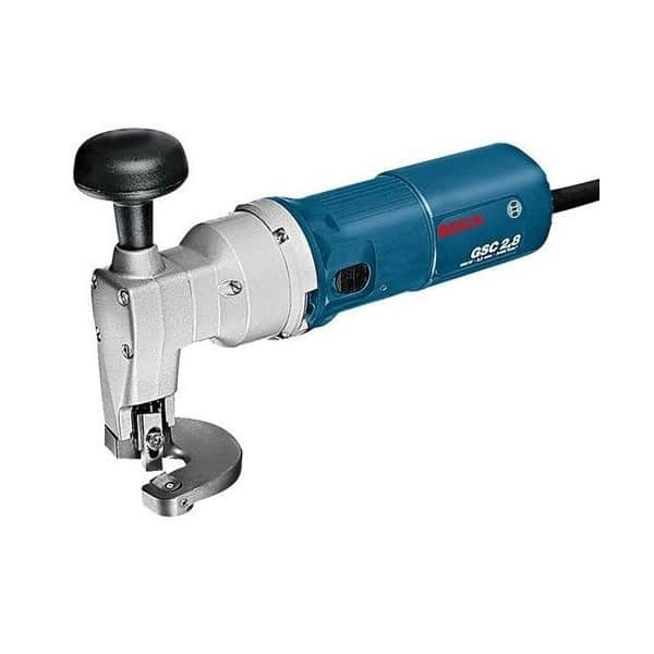 BOSCH Cisaille 500W ep 2,8 mm - GSC2,8 - 0601506103