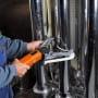 FEIN  Set Pro acier inoxydable ponceuse tubes 1200W  RS12-70E Set - 72211351013