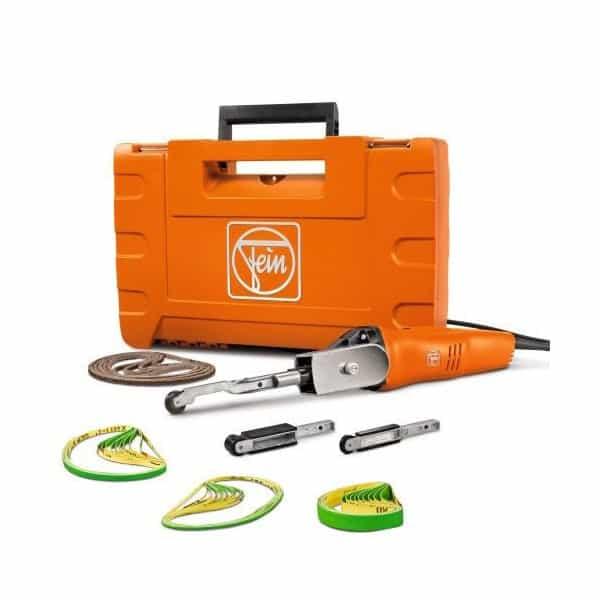 FEIN Lime à bande 800W  BF10-280E Set