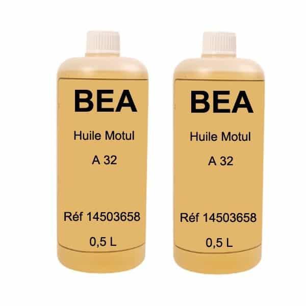 BEA 1L Huile pour Agrafeuse et Cloueur Motul A32 - 14503658