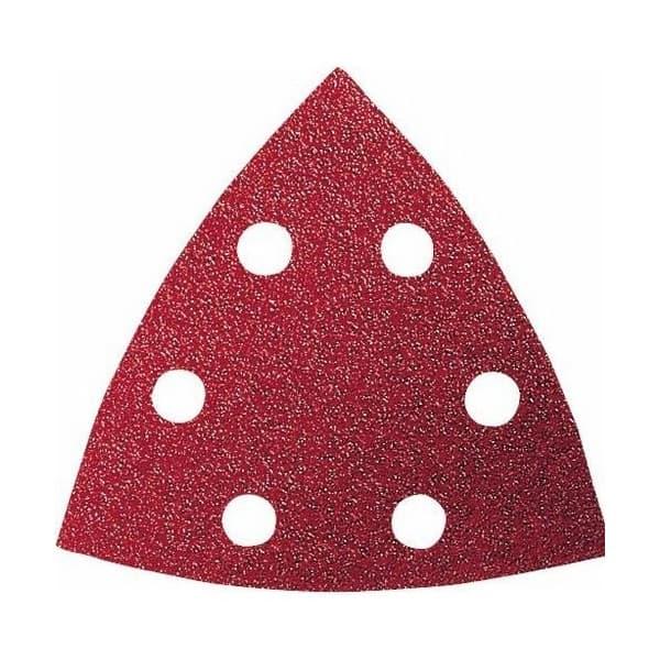 BOSCH  Lot de 10 feuilles abrasives Red Wood Top réf. 2608607540