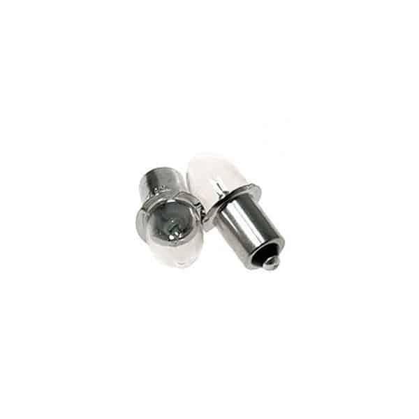 MAKITA Lot de 2 ampoule 12 / 14,4V réf A-83973