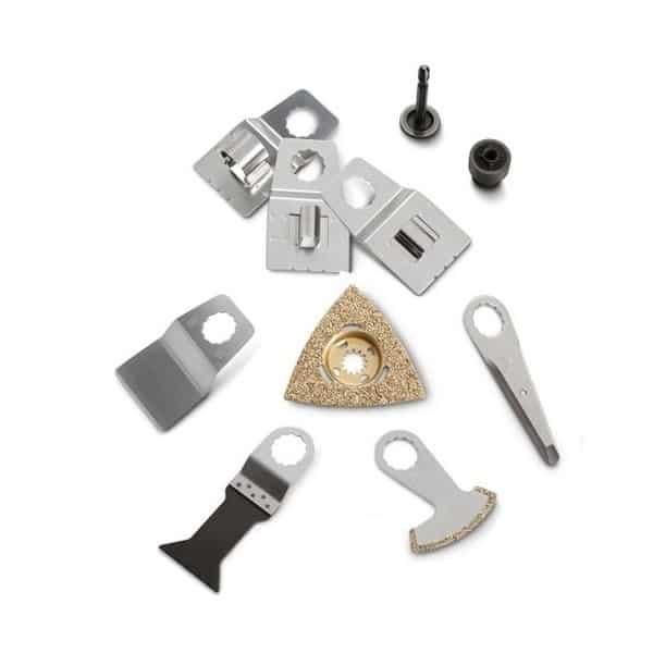 FEIN Set d accessoires Chauffage et Sanitaires - 63903167590 SuperCut