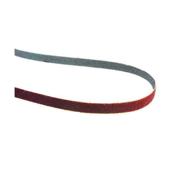 MAKITA  5 bandes abrasives bois et métal 6 mm pour ponceuse 9032