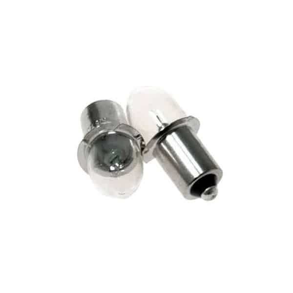 MAKITA Lot de 2 ampoules 24 V  pour modéle BML240  - Réf. A-87373