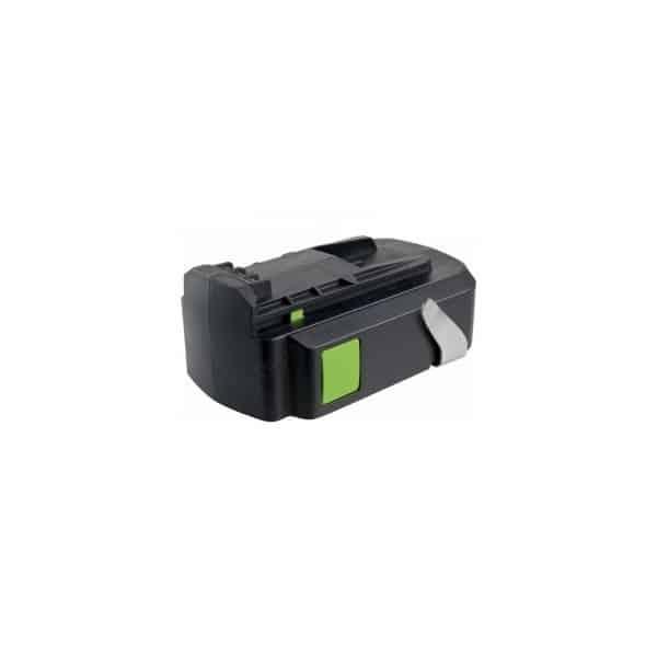 FESTOOL Batterie BPC18 Li 18 V 3 Ah Li-Ion - Réf. 498342